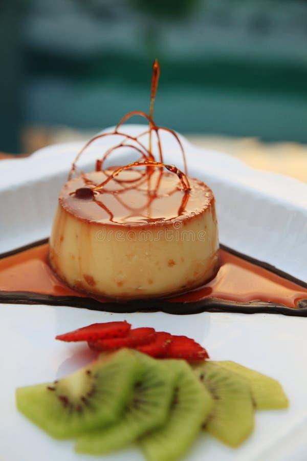 Download Caramel pastry cake stock image. Image of cake, bakery - 21051589