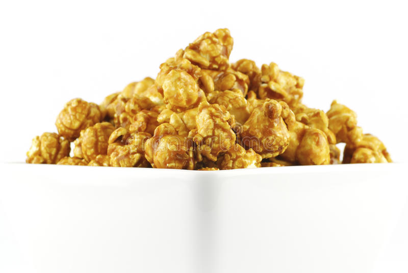 Download Caramel popcorn stock photo. Image of holiday, healthy - 43680586