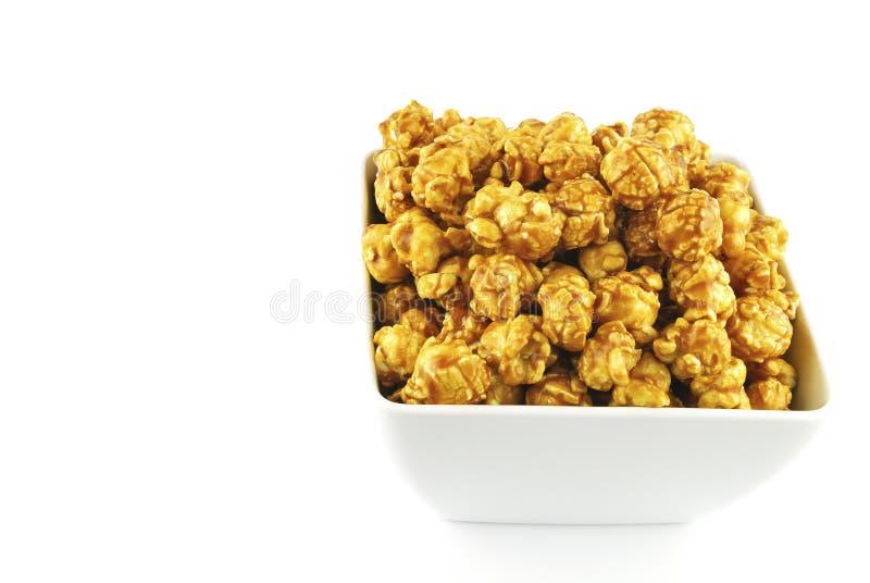 Download Caramel popcorn stock image. Image of confectionery, glucose - 43680653