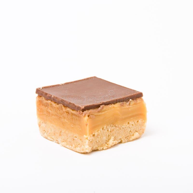 Free Caramel Shortbread Stock Photos - 13051323