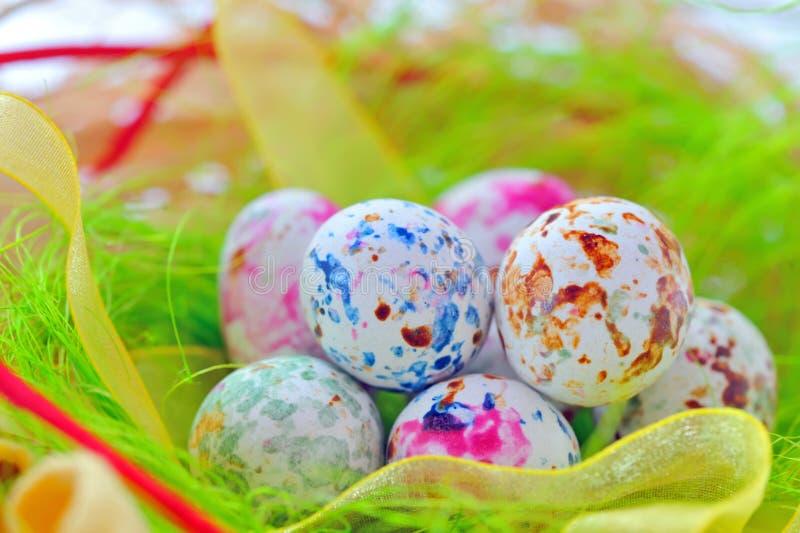 Caramella variopinta di Pasqua immagine stock libera da diritti