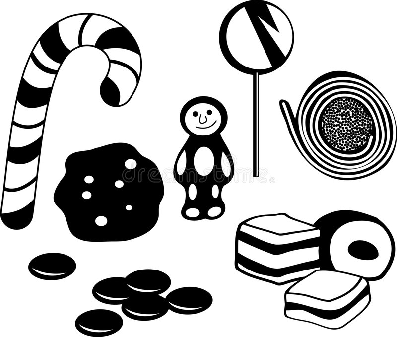 Caramelo libre illustration