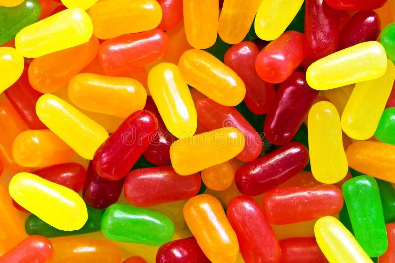 Caramelo coloreado imagenes de archivo