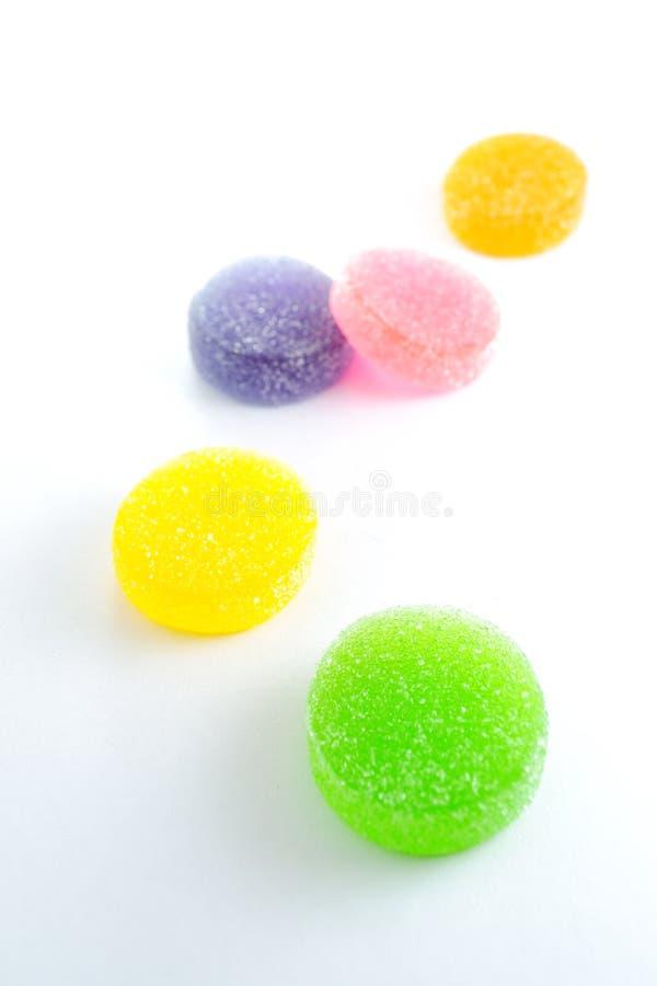Caramelo colorido fotografía de archivo libre de regalías