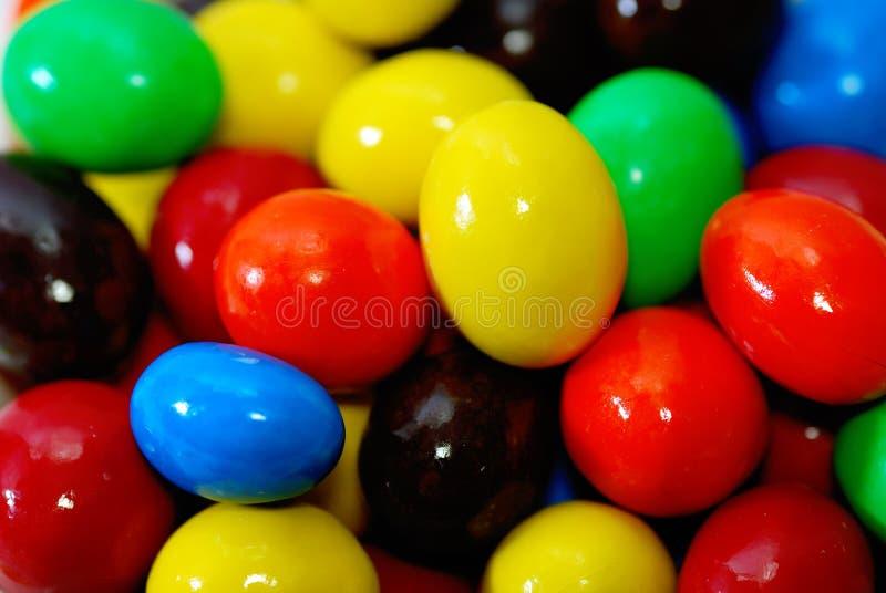 Caramelo de chocolate 3 foto de archivo libre de regalías