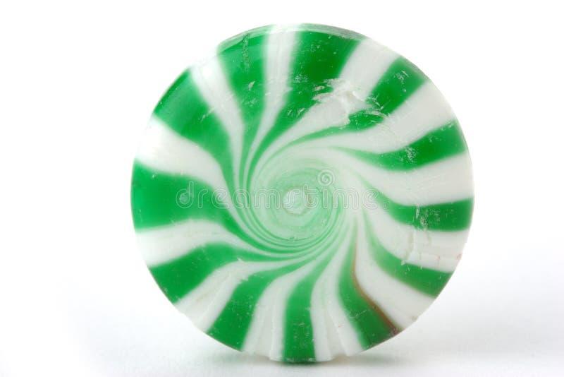 Caramelo de menta fotografía de archivo libre de regalías