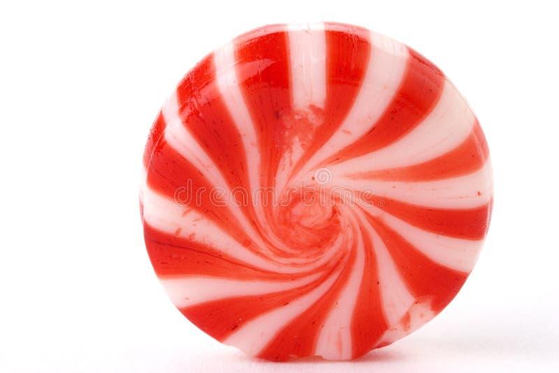 Caramelo de menta fotografía de archivo