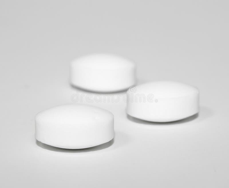 Caramelo de menta blanco imagen de archivo libre de regalías