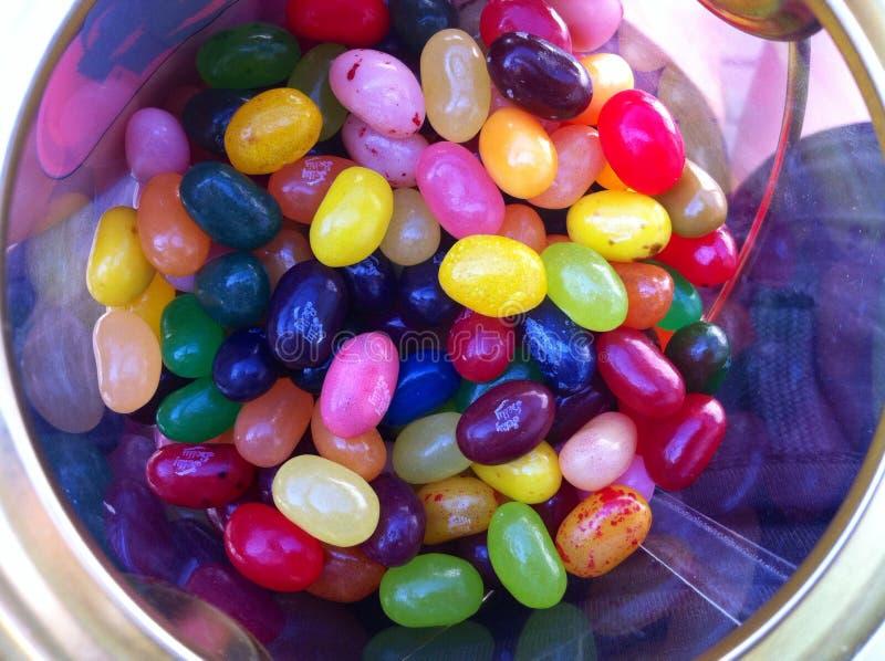 Caramelo dulce colorido foto de archivo
