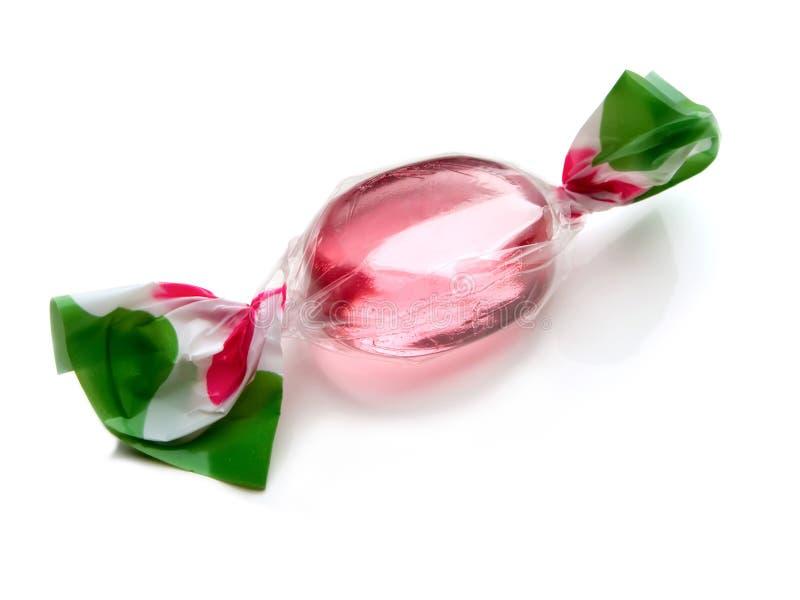 Caramelo rosado fotografía de archivo