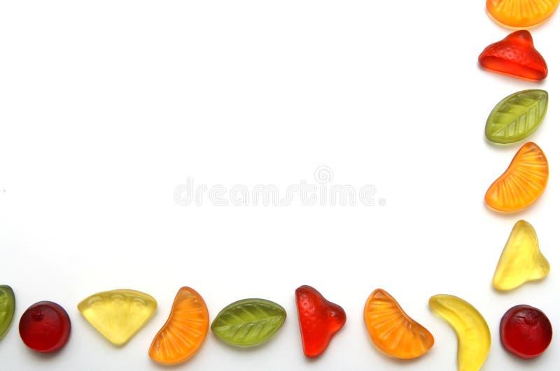 Caramelos coloridos fotos de archivo libres de regalías