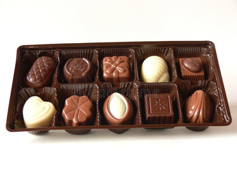 Caramelos decorativos clasificados imagen de archivo libre de regalías