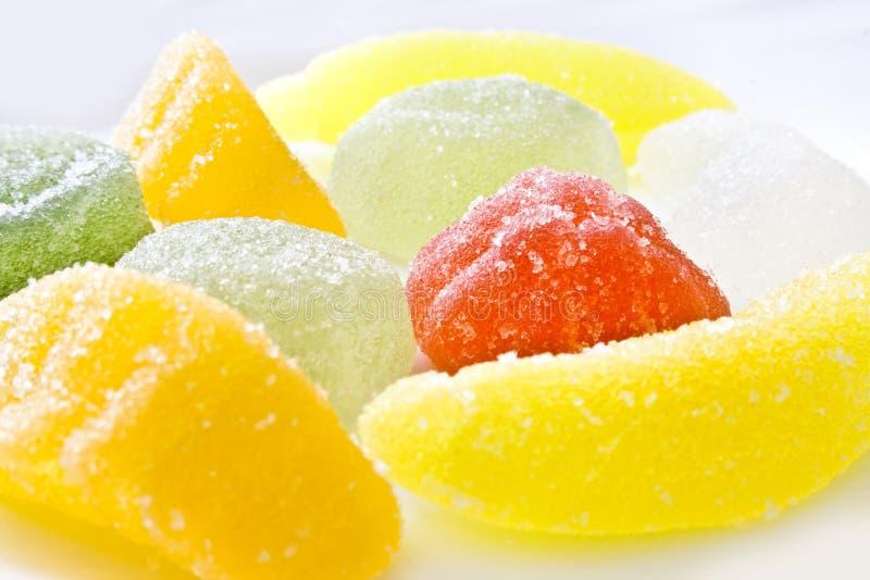 Caramelos dulces imagen de archivo