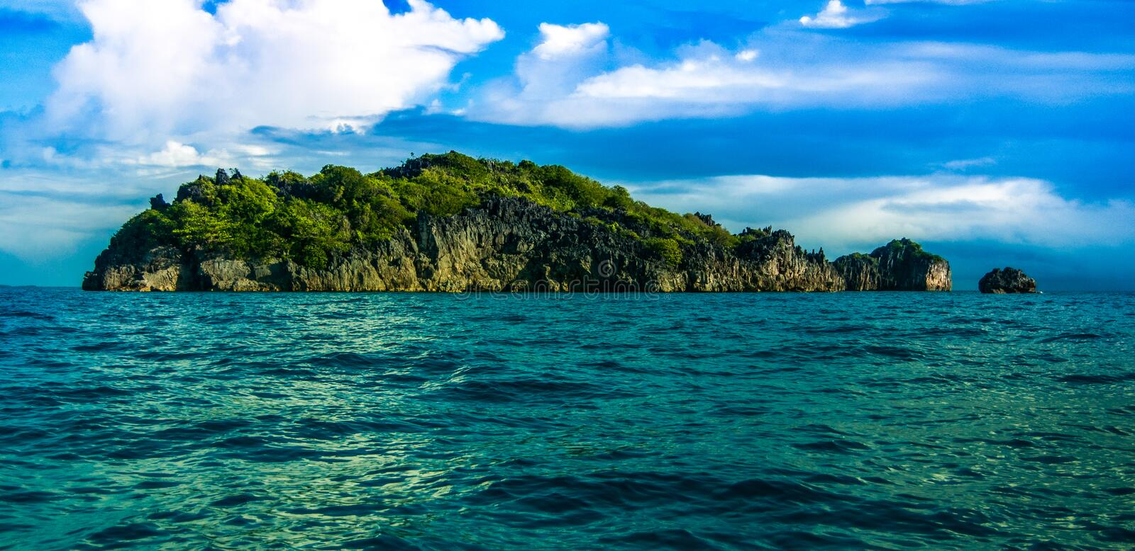 Download Caramoan, Philippines stock photo. Image of camsur, region - 53846236