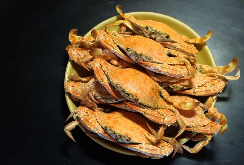 Caranguejos grelhados fotografia de stock