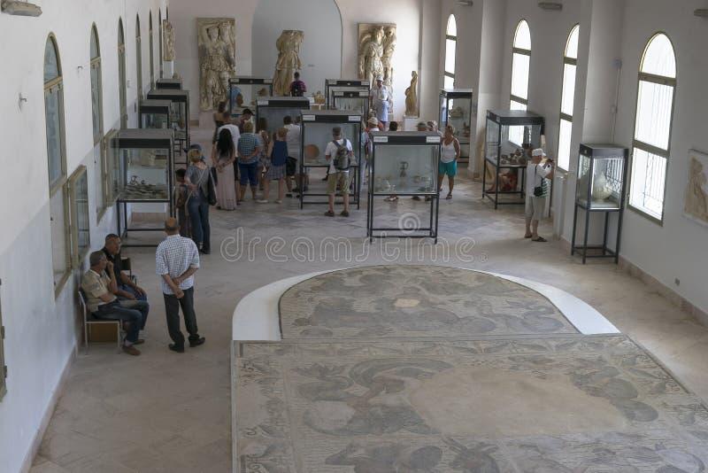 Caratagina in Tunisia royalty free stock image
