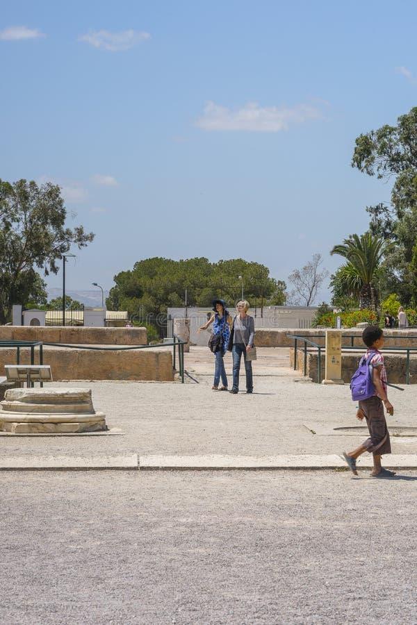 Caratagina in Tunisia royalty free stock photography