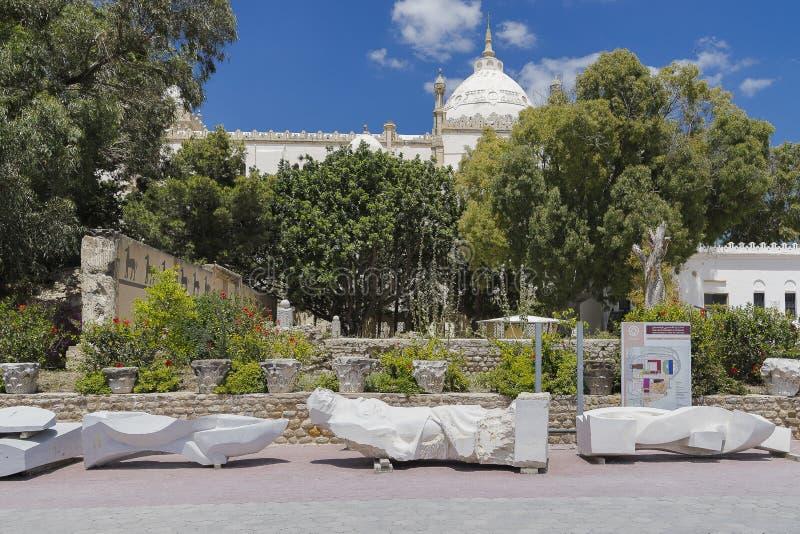 Caratagina in Tunisia stock photography