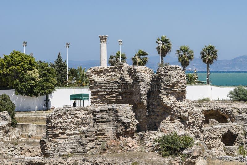 Caratagina in Tunisia stock photos