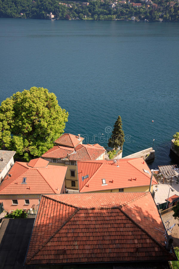 Download Carate Urio - Lake Como stock photo. Image of water, como - 25547230