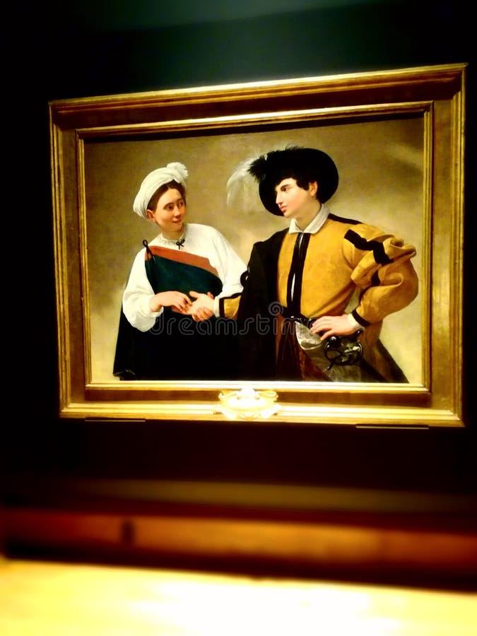 Caravaggio México fotografie stock