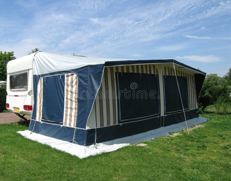 Caravan royalty free stock image