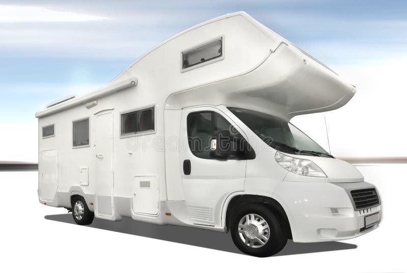 Download Caravan car stock photo. Image of freedom, tour, campsite - 13260890