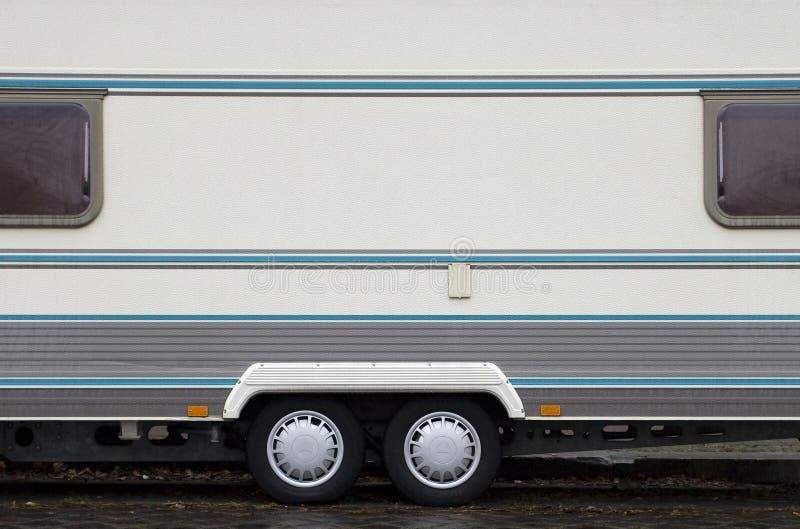 Caravan di campeggio immagine stock
