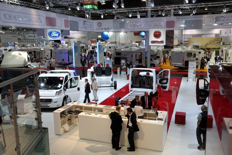 Download Caravan Salon Exhibition 2012 Editorial Stock Image - Image: 26452744