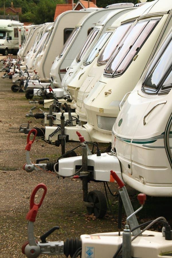 Caravana 1 imagens de stock royalty free