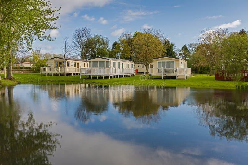 Download Caravans stock photo. Image of lawn, outdoors, horizontal - 40927768