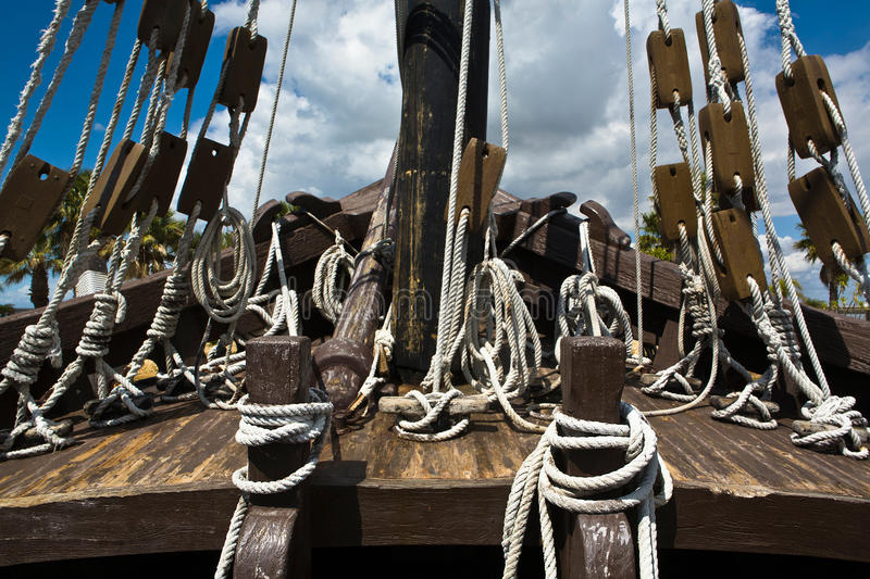 Download Caravel Forecastle Stock Images - Image: 24569424
