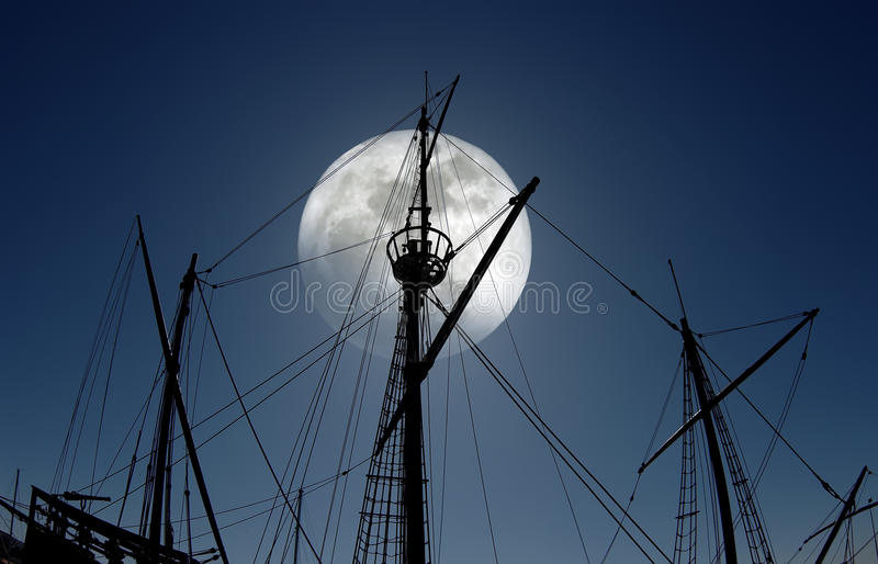 Caravel Stock Images