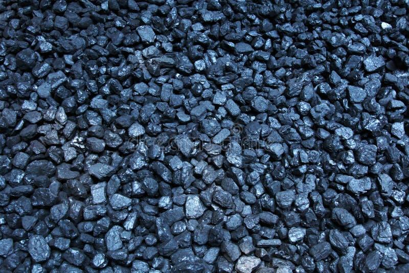 Carbón foto de archivo libre de regalías