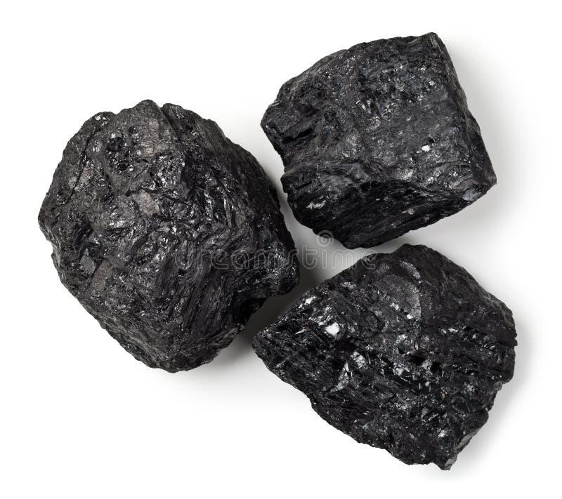 Carbón imagen de archivo