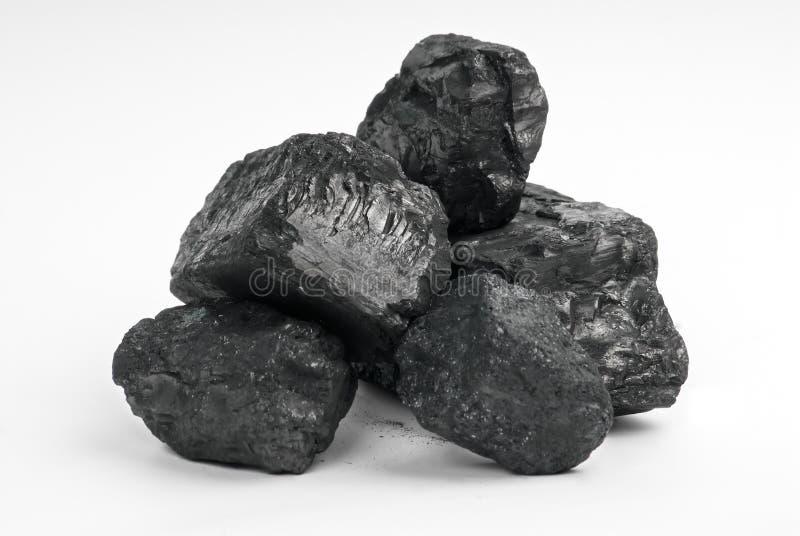 Carbón fotos de archivo
