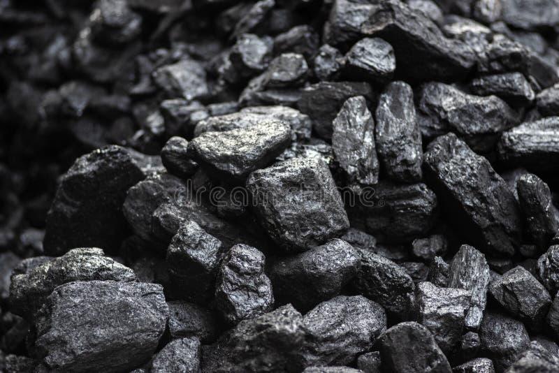 Carbón duro para el carbón, textura del carbón duro imagen de archivo