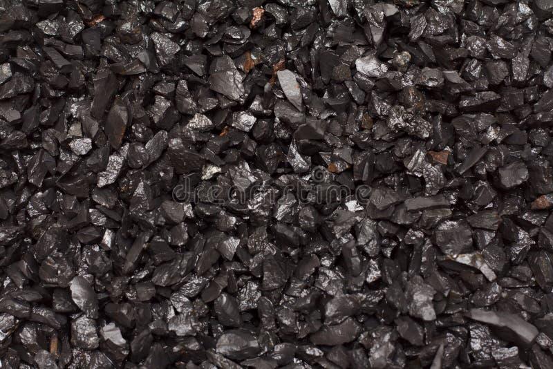 Carbón negro fotografía de archivo