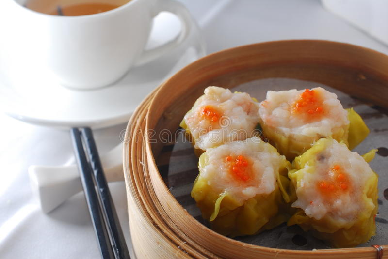 Download Carb Roe Pork Dim Sum Royalty Free Stock Photo - Image: 27011485