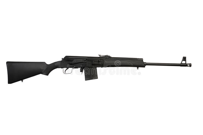 Carbine immagine stock