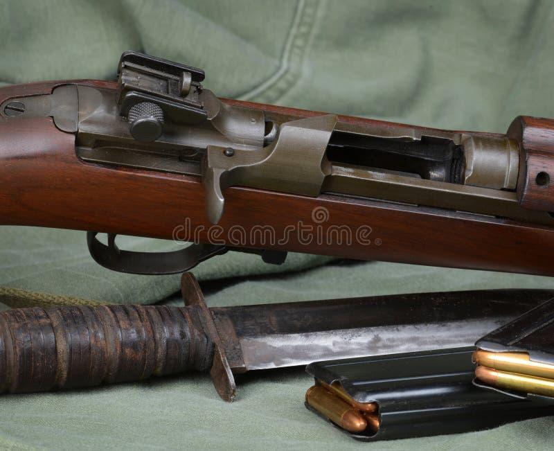carbine royalty-vrije stock fotografie