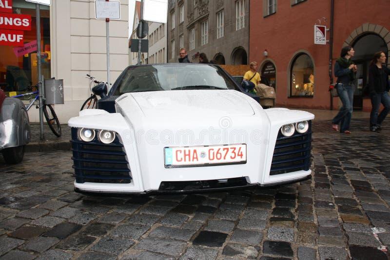 Carbon concept car