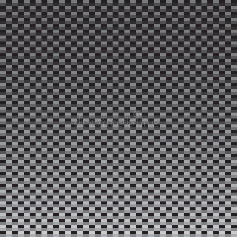 Carbon Fiber royalty free illustration