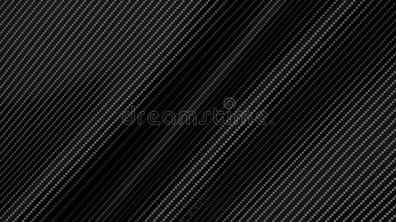 Carbon fiber abstract industrial background royalty free illustration