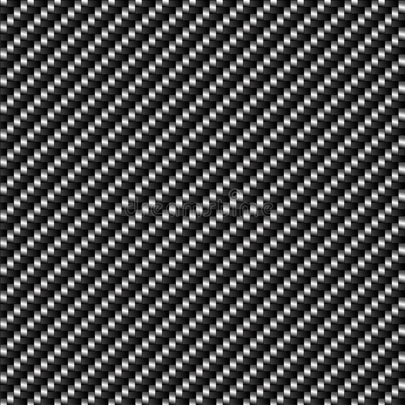 Carbon Fiber Background Seamless Vector Royalty Free Stock Image ...
