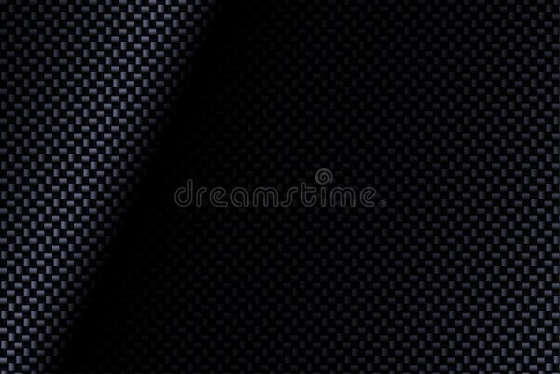 Carbon fiber composite. Texture bending material. Wide format. Technology background. Vector illustration vector illustration