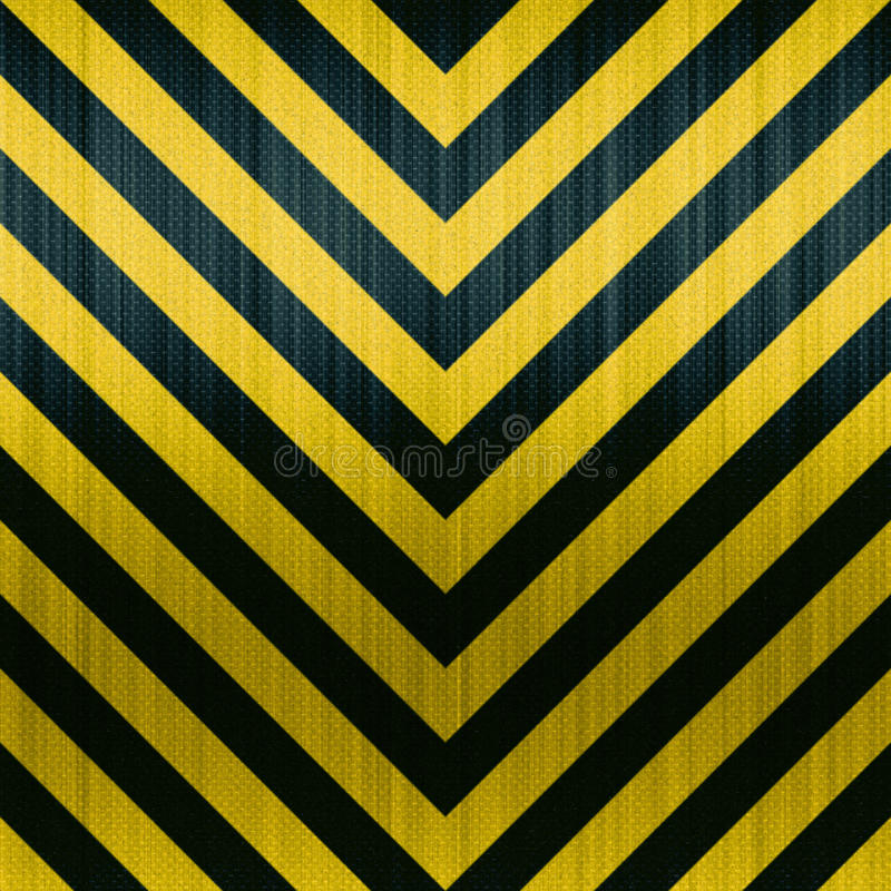Download Carbon Fiber Hazard Stripes Stock Illustration - Image: 12622208