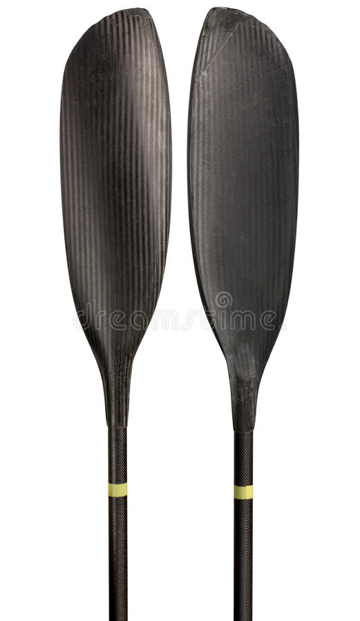 Download Carbon fiber kayak paddle stock image. Image of kayak - 19279237