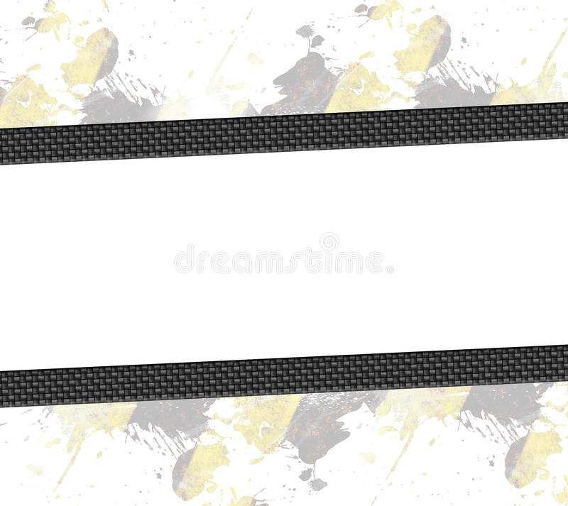 Download Carbon Fiber Layout stock illustration. Image of isolated - 10520290