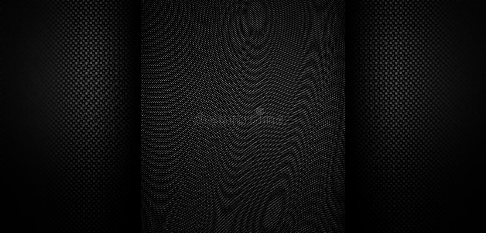 Carbon fiber texture. New technology background royalty free stock images